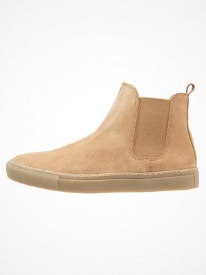 Boots & kängor - Shoe The Bear KEITH Stövletter sand