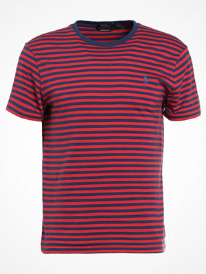 Polo Ralph Lauren SLIM FIT Tshirt med tryck red/black