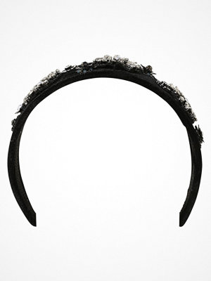 Topshop smycke ALICEBAND Hair Styling Accessory black