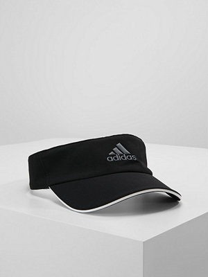Kepsar - Adidas Performance VISOR Keps black/white/night metallic