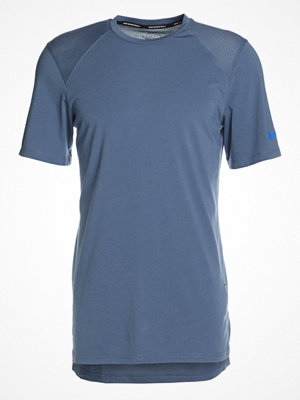 Nike Performance ELITE  Tshirt bas diffused blue/hyper cobalt