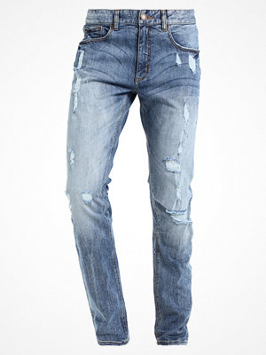 Shine Original Jeans slim fit blue dyed
