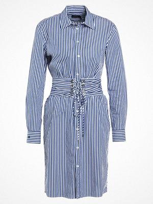 Polo Ralph Lauren POPLIN STRIPES Sommarklänning royal blue
