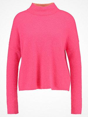 Culture ZAKIA JUMPER Stickad tröja fandango pink