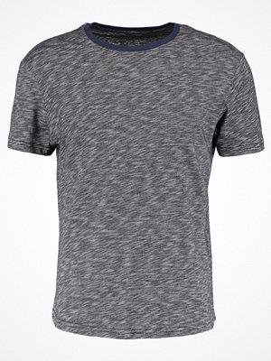 Zalando Essentials Tshirt bas mottled dark blue