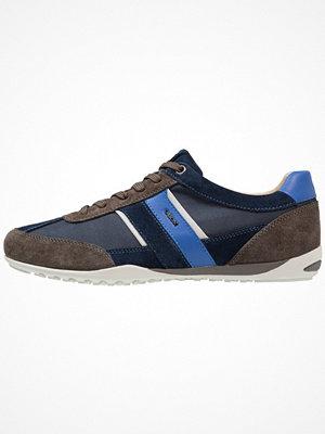 Geox WELLS Sneakers blue/charcoal
