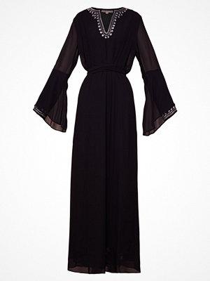MICHAEL Michael Kors FLOUNCE SLEEVE KAFTA Festklänning black