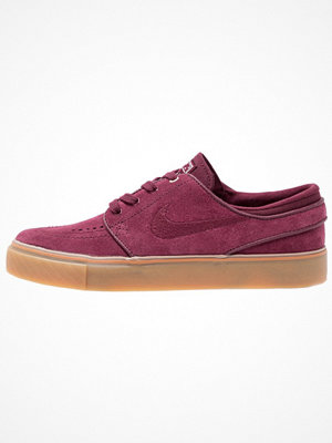 Nike Sb ZOOM JANOSKI Sneakers night maroon