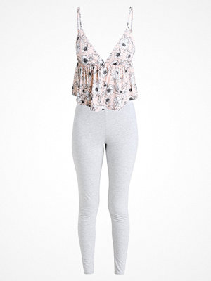 Even&Odd SET Pyjamas grey/pink