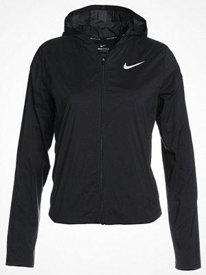 Nike Performance SHIELD CONVERTIBLE JACKET Löparjacka black/reflective silver