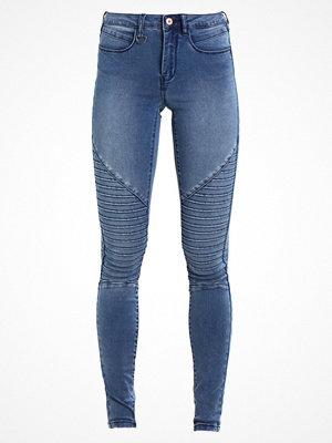 Only ONLROYAL SKINNY BIKER  Jeans Skinny Fit medium blue denim
