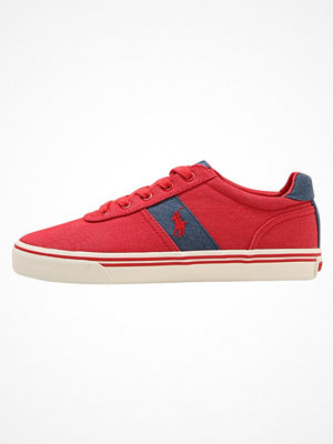 Polo Ralph Lauren COLORED HANFORD Sneakers red