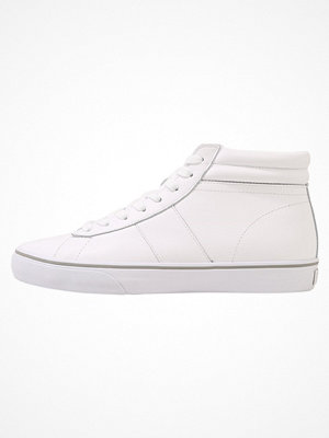 Polo Ralph Lauren SHAW Höga sneakers white