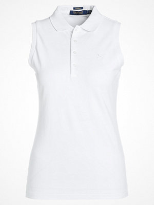 Pikétröjor - Polo Ralph Lauren Golf REFINED STRETCH  Piké pure white