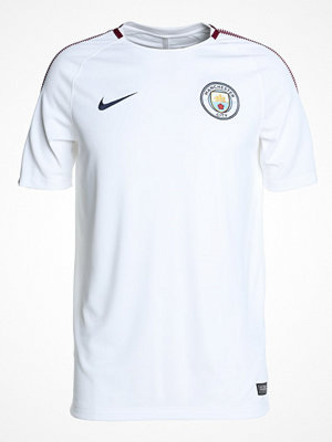 Nike Performance MANCHESTER CITY Klubbkläder white/true berry/midnight navy