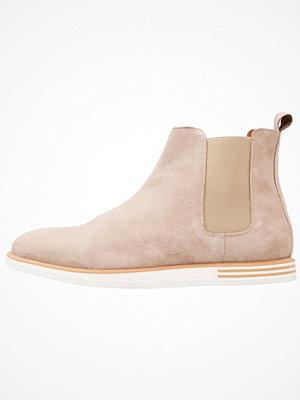 Boots & kängor - Zign Stövletter taupe