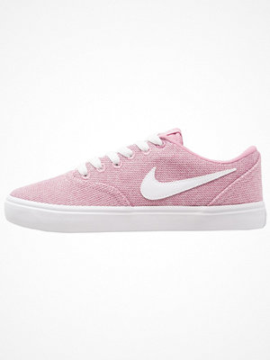 Nike Sb CHECK SOLAR Sneakers elemental pink/white/black