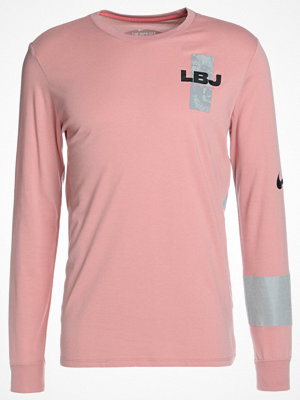 Nike Performance DRY TEE LEBRON Funktionströja rust pink/sea coral
