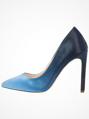 Even&Odd Klassiska pumps blue