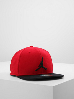 Kepsar - Jordan JUMPMAN SNAPBACK Keps gym red/black