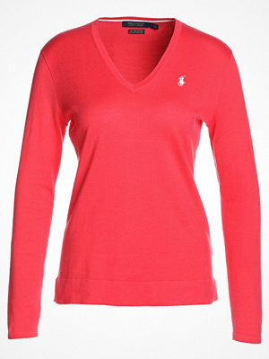 Polo Ralph Lauren Golf Stickad tröja blaze red