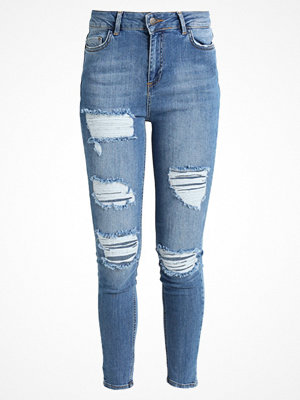 Even&Odd Jeans Skinny Fit blue denim
