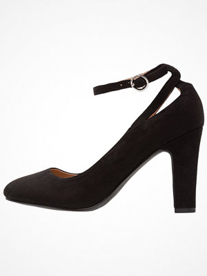 Anna Field Klassiska pumps black