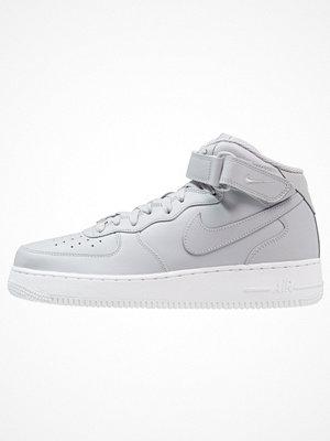 Nike Sportswear AIR FORCE 1 MID '07 Höga sneakers wolf grey/white