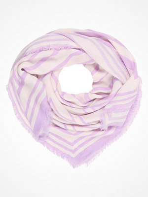 Only ONLREBECCA PRINT SCARF  Scarf orchid ice/orchid bloom