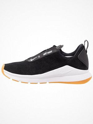 Nike Sportswear RIVAH Sneakers black/white/light brown