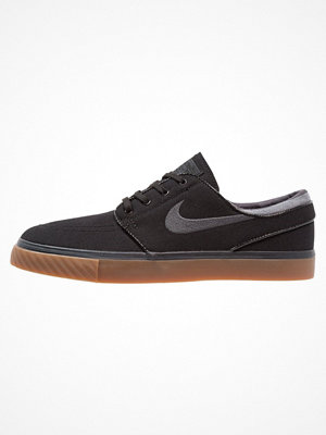 Nike Sb ZOOM STEFAN JANOSKI  Sneakers black/anthracite/medium brown