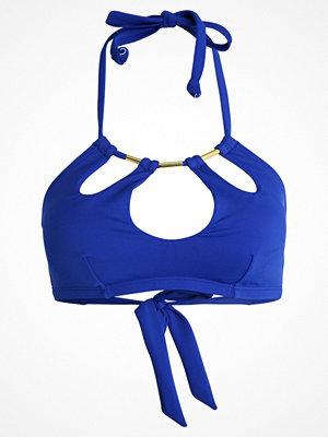 Hunkemöller LUXURY CROPTOP Bikiniöverdel blue