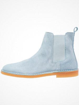Boots & kängor - Selected Homme SHHROYCE CHELSEA BOOT Stövletter ballad blue