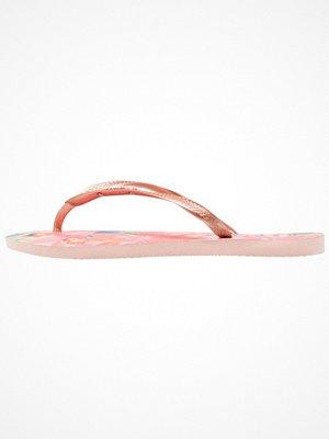 Havaianas SLIM TROPICAL Badsandaler ballet rose