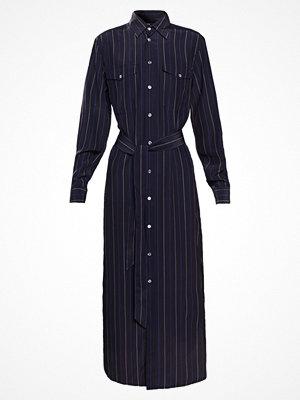 Polo Ralph Lauren Maxiklänning dark blue/offwhite