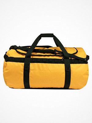 The North Face BASE CAMP DUFFEL XL Resväska yellow omönstrad