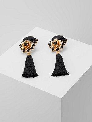 Topshop örhängen Örhänge goldcoloured/black