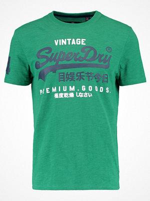 Superdry PREMIUM GOODS DUO TEE Tshirt med tryck frontier green