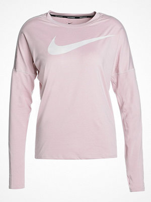 Nike Performance RUNNING DRY Funktionströja particle rose/vast grey/silver