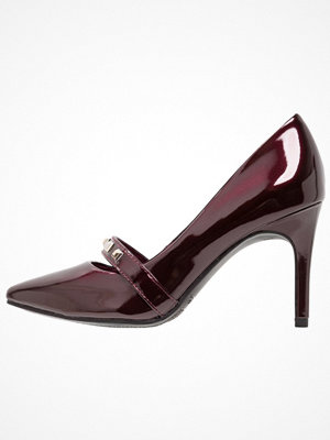 Tamaris Pumps bordeaux