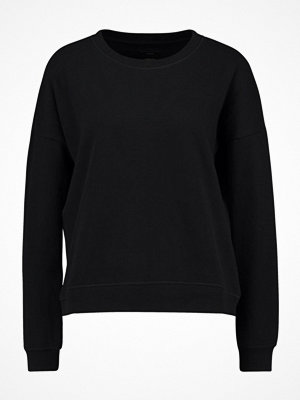 Only ONLABSOLUTE REGULAR ONECK  Sweatshirt black