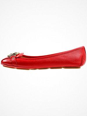 MICHAEL Michael Kors FULTON MOC Ballerinas bright red