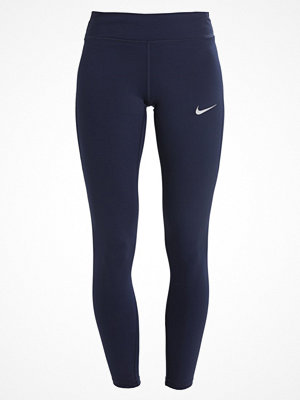 Nike Performance POWER EPIC LUX Tights obsidian/reflective silver