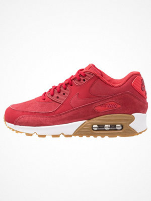 Nike Sportswear AIR MAX 90 SE Sneakers gym red/white/light brown