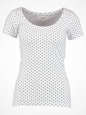 Zalando Essentials Tshirt med tryck white