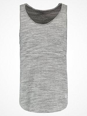 Linnen - Pier One Linne mottled light grey