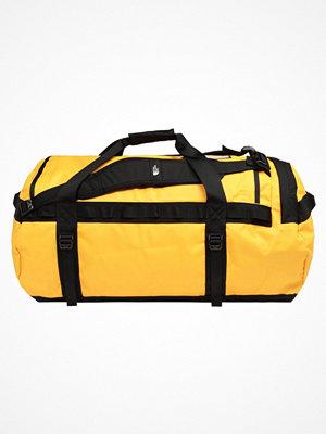 The North Face BASE CAMP DUFFEL L Resväska yellow gul