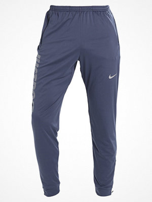 Nike Performance DRY PANT ESSENTIAL  Träningsbyxor thunder blue/wolf grey/reflective silver