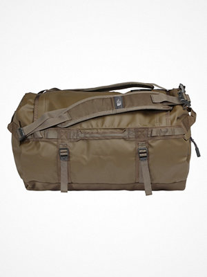 The North Face BASE CAMP DUFFEL S Resväska olive omönstrad