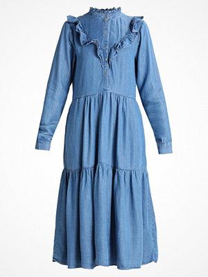Soft Rebels KRISH DRESS Jeansklänning light blue